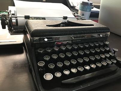 2018Sept7SnapdragonOnPaperInTypewriterSMALL
